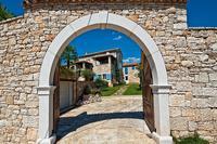 Villa in Croatia, Grintovica