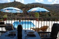 Villa in Spain, Coin: Pool with great views