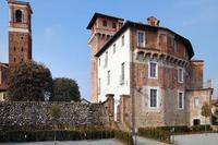 Castle in Italy, Piemonte