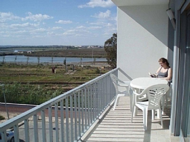 Apartment in Portugal, Vila Real de San Antonio: Balcony