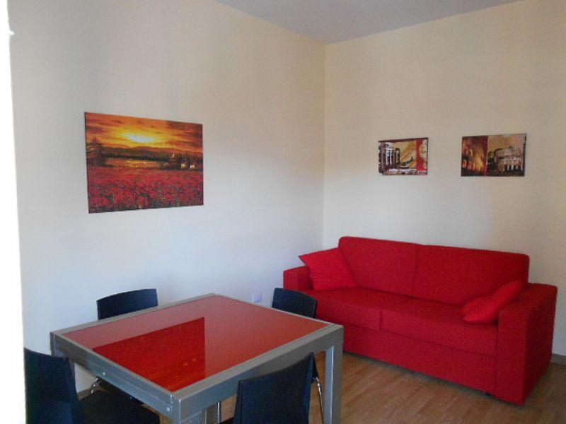 Apartment in Italy, Rome: Sittingroom