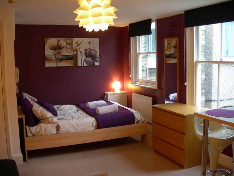 Studio apartment in United Kingdom, South East London: Beautifully decorated !