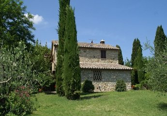 5 bedroom Villa for rent in San Casciano dei Bagni