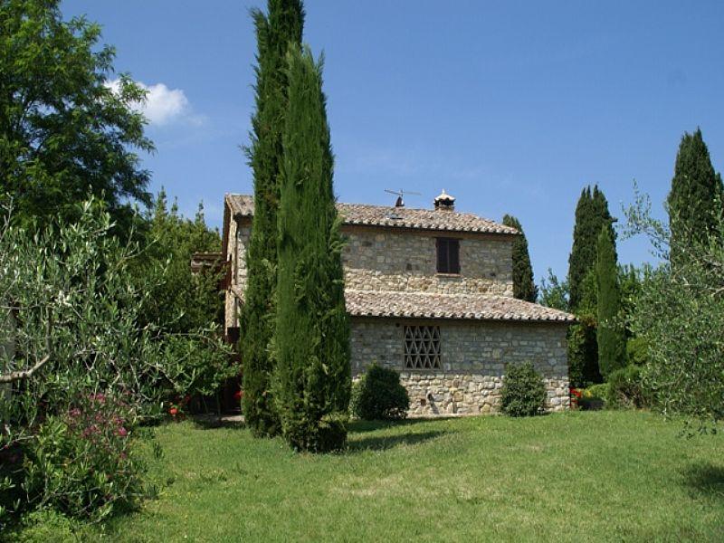 Villa in Italy, San Casciano dei Bagni