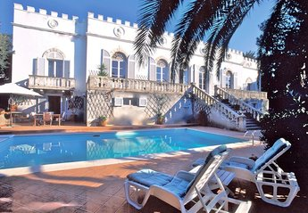 7 bedroom Villa for rent in Rosignano Marittimo