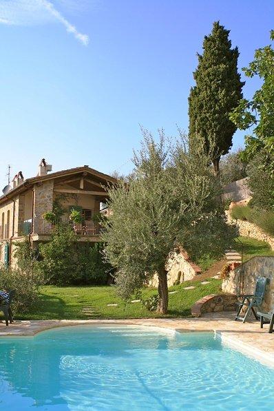 Villa in Italy, Montemagno
