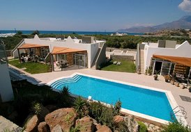 Bayview Crete Luxury Townhouse