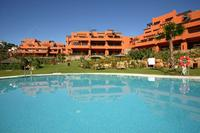 Apartment in Spain, Estepona: General View & Pool