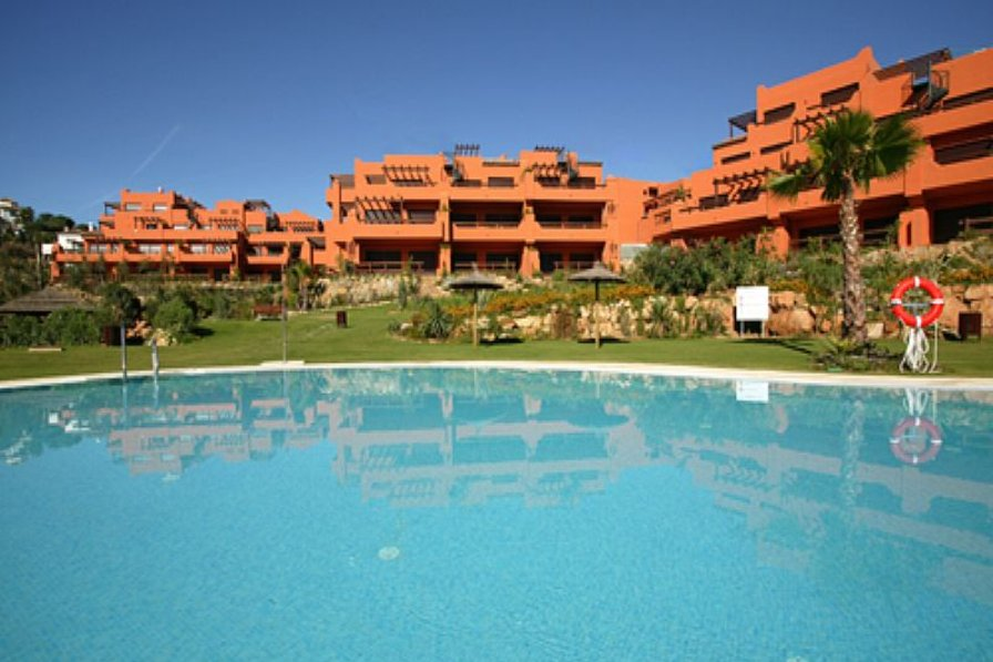 Apartment in Spain, Buenas Noches: General View & Pool