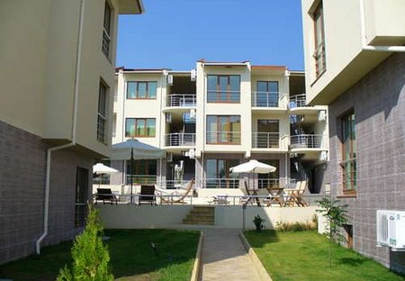 Apartment in Prima Sol Sineva Beach, Bulgaria: Sea Dreams Complex