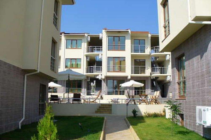Apartment in Bulgaria, Prima Sol Sineva Beach: Sea Dreams Complex