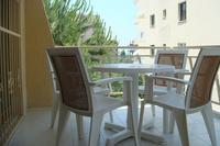 Apartment in Turkey, Marina Area: Balcony with Outside Furniture