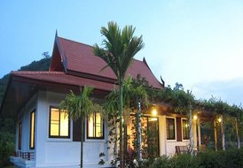 Mountain Breeze Villa - Sam Roi Yot, Pranburi