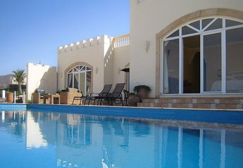 Villa in Morocco, Aglou Plage: Pool