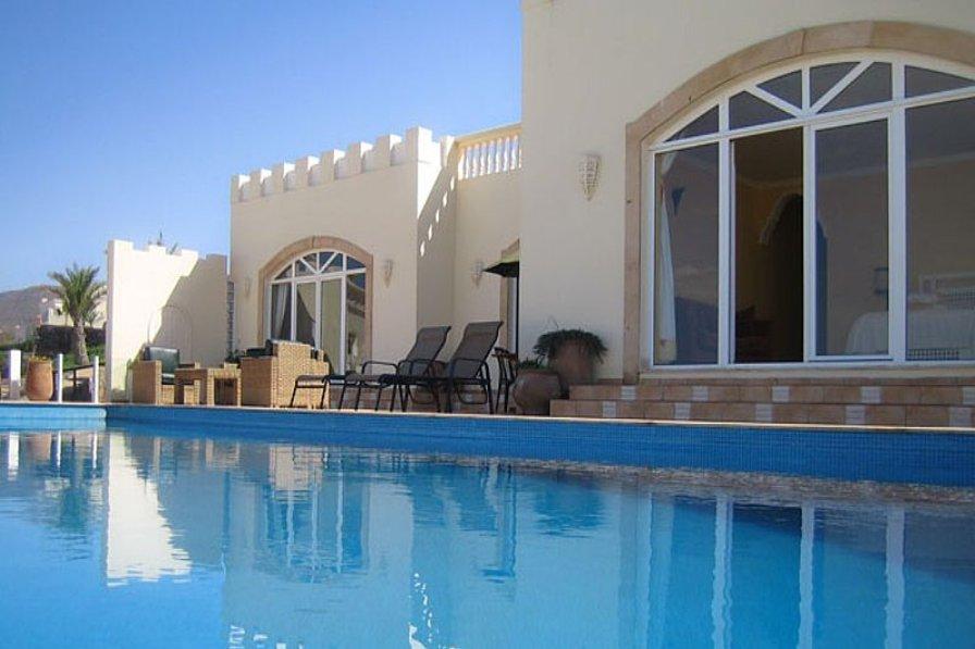 Villa in Morocco, Aglou Plage: Pool