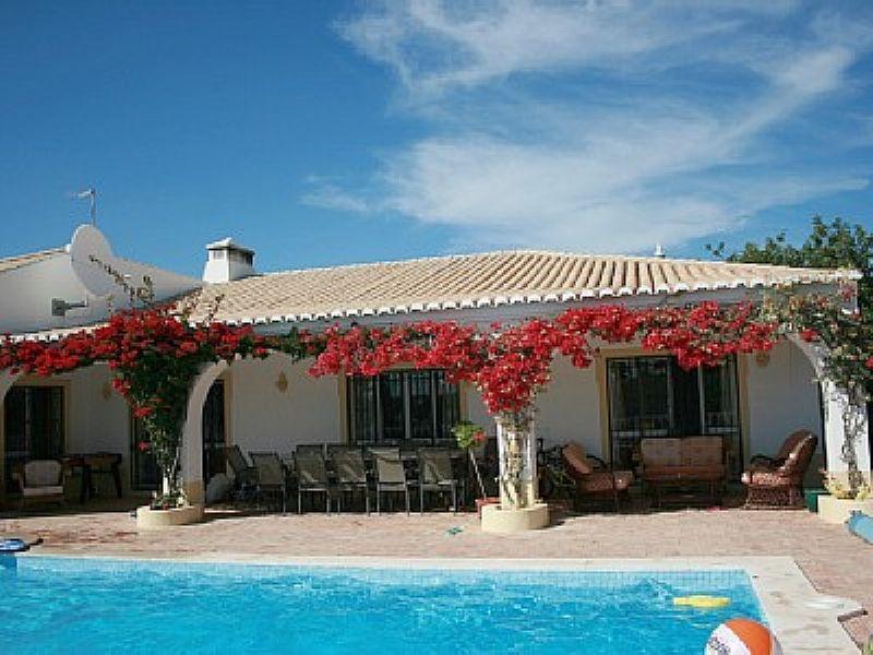 Villa in Portugal, Algarve: Pool terrace