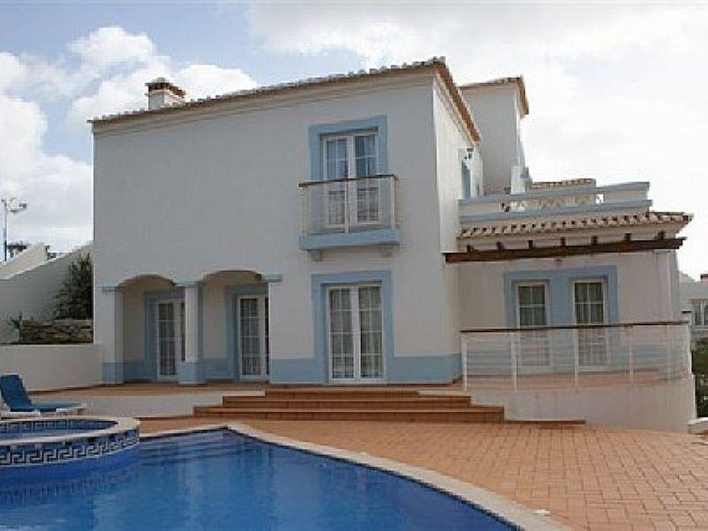 Villa in Portugal, Algarve: Exterior of the villa