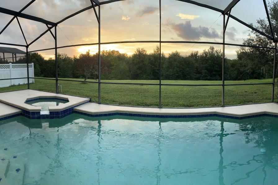 Villa in USA, The Retreat