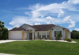 Florida Gulf Coast Rental Villa