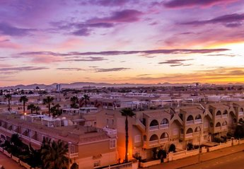Apartment in Spain, Los Alcázares: this is a shot of El Divino by a local photographer Øyvind Da..