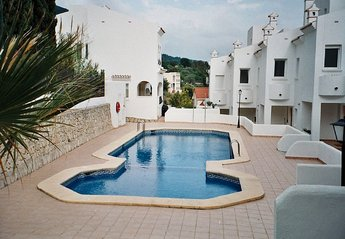 House in Spain, Jalon: Pool