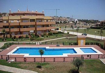 Apartment in Spain, La Noria Golf & Resort: View from main balcony