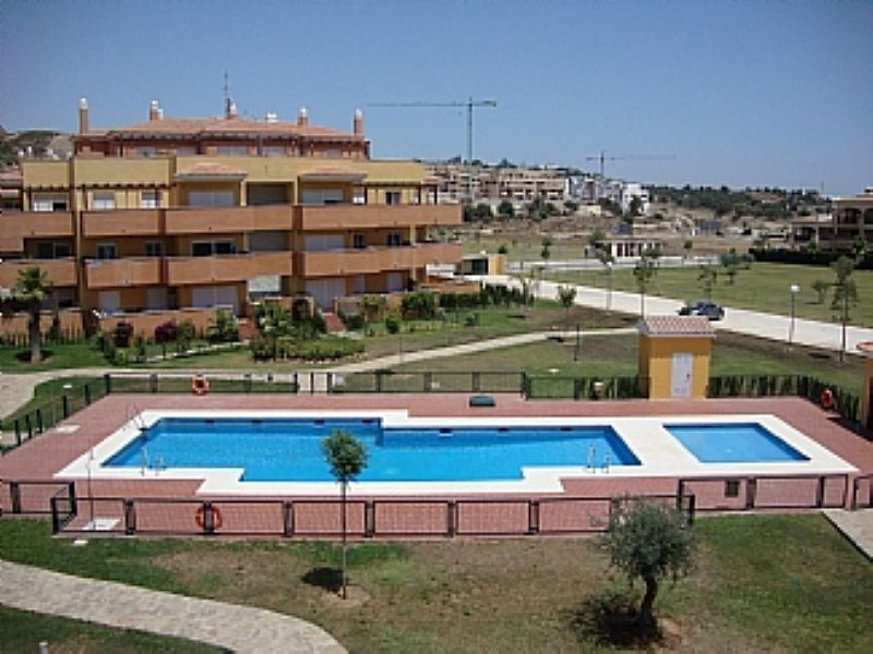 Apartment in Spain, La Noria Golf & Resort: View from main balcony