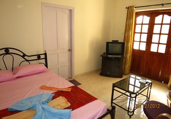 1 bedroom Apartment for rent in Calangute