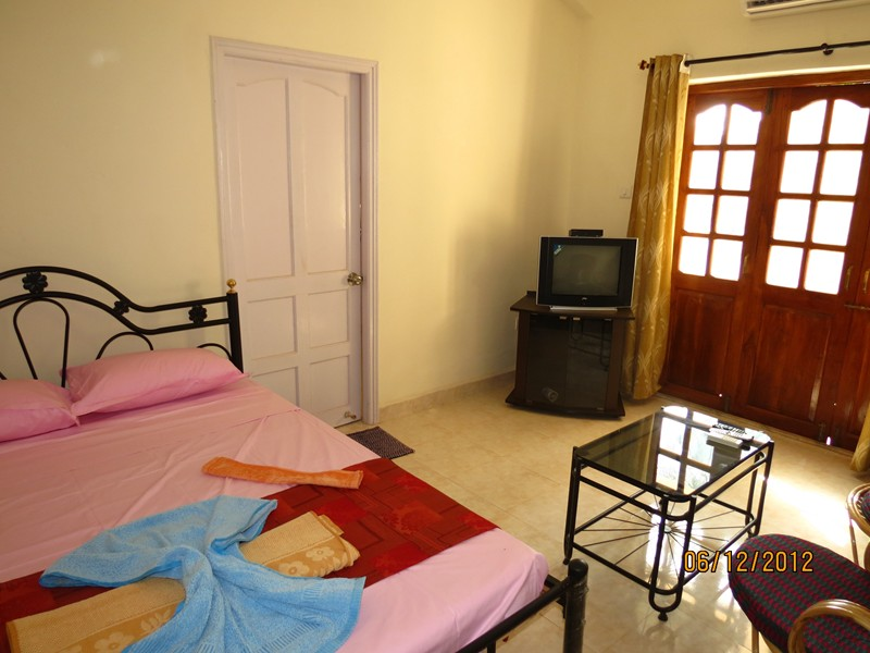 Studio apartment in India, Calangute