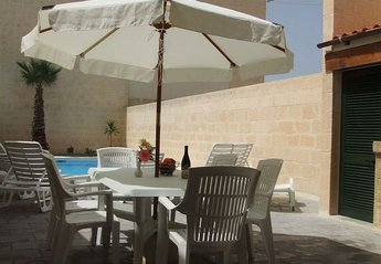 Villa in Malta, Sannat: Outside