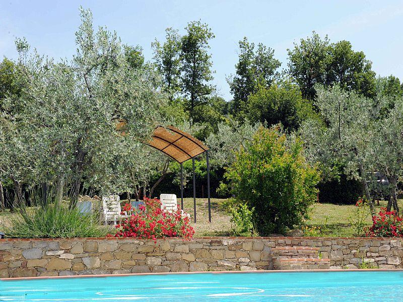 Cottage in Italy, Castiglion Fiorentino