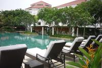 Apartment in Malaysia, Penang: Pool - Peace and tranquility