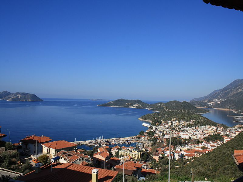 Apartment in Turkey, Kas: The perfect View at any time