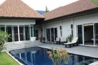 Villa in Thailand, Phuket: Villa and pool