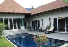 Luxury 3bed Phuket villa with private pool