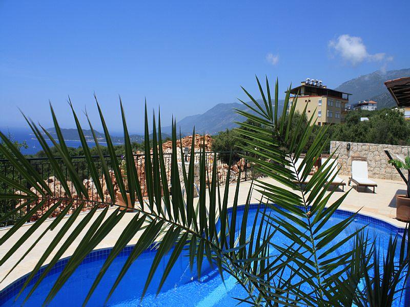 Villa in Turkey, Kas: the Pool