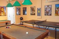 Villa in USA, Orlando: Games room with new pool, table tennis, mini air hockey and Xbox Kinect