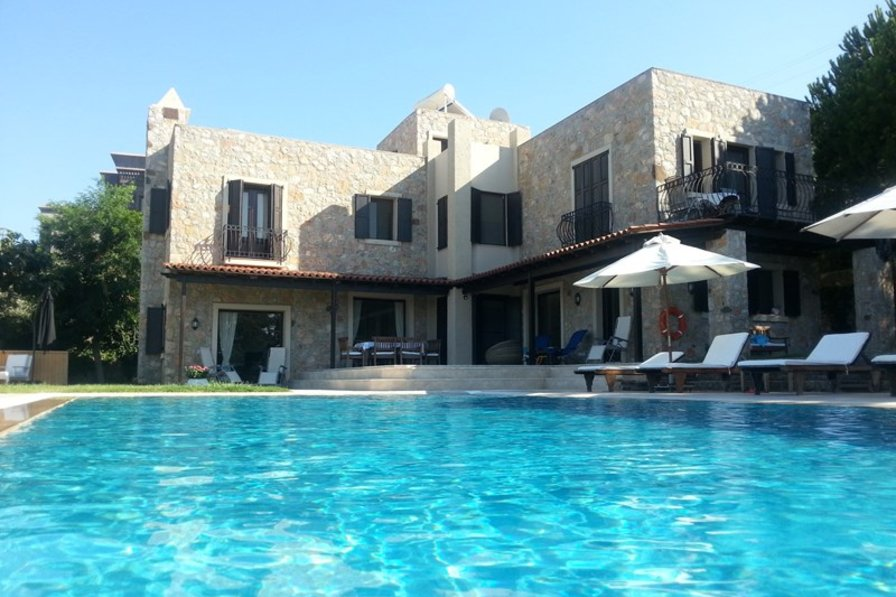 Owners abroad Villa with private pool