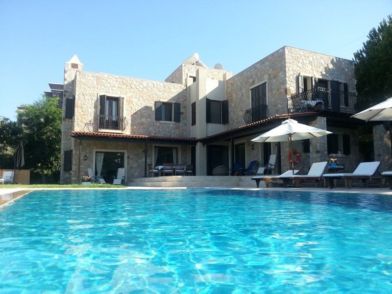 Villa in Turkey, Yalikavak
