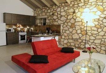 Villa in Greece, Mouzaki: Lounge