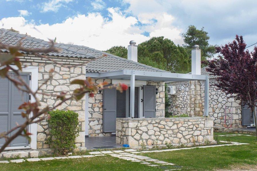 Villa in Greece, Mouzaki