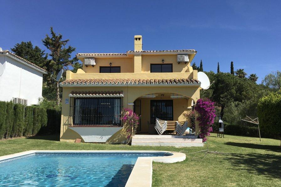 Villa in Spain, Sitio de Calahonda