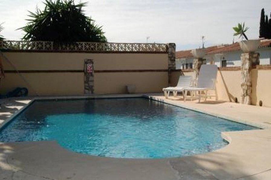 Villa in Spain, Miraflores: Pool