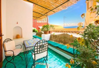 2 bedroom Apartment for rent in Positano