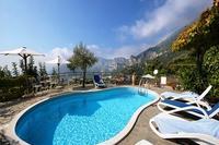 Villa in Italy, Positano: swimming pool