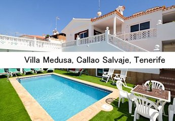 5 bedroom Villa for rent in Callao Salvaje