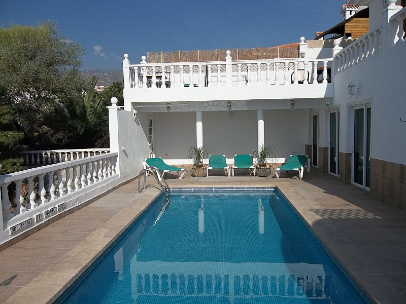 Villa in Spain, Callao Salvaje: Large sunny pool
