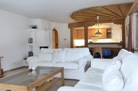 Apartment in Switzerland, Klosters: Sitting Room
