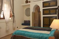 Riad in Morocco, Marrakech: Bedroom