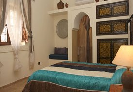 5 roomed deluxe riad centre of Marrakech